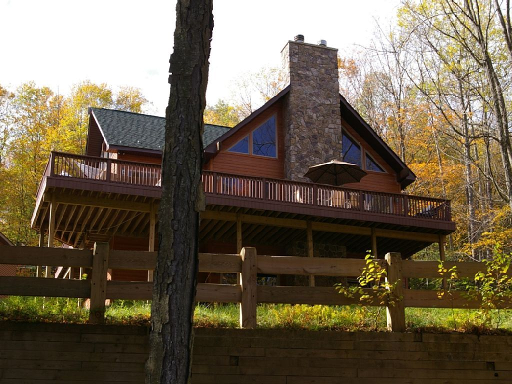 House vacation rental in lake wallenpaupack from