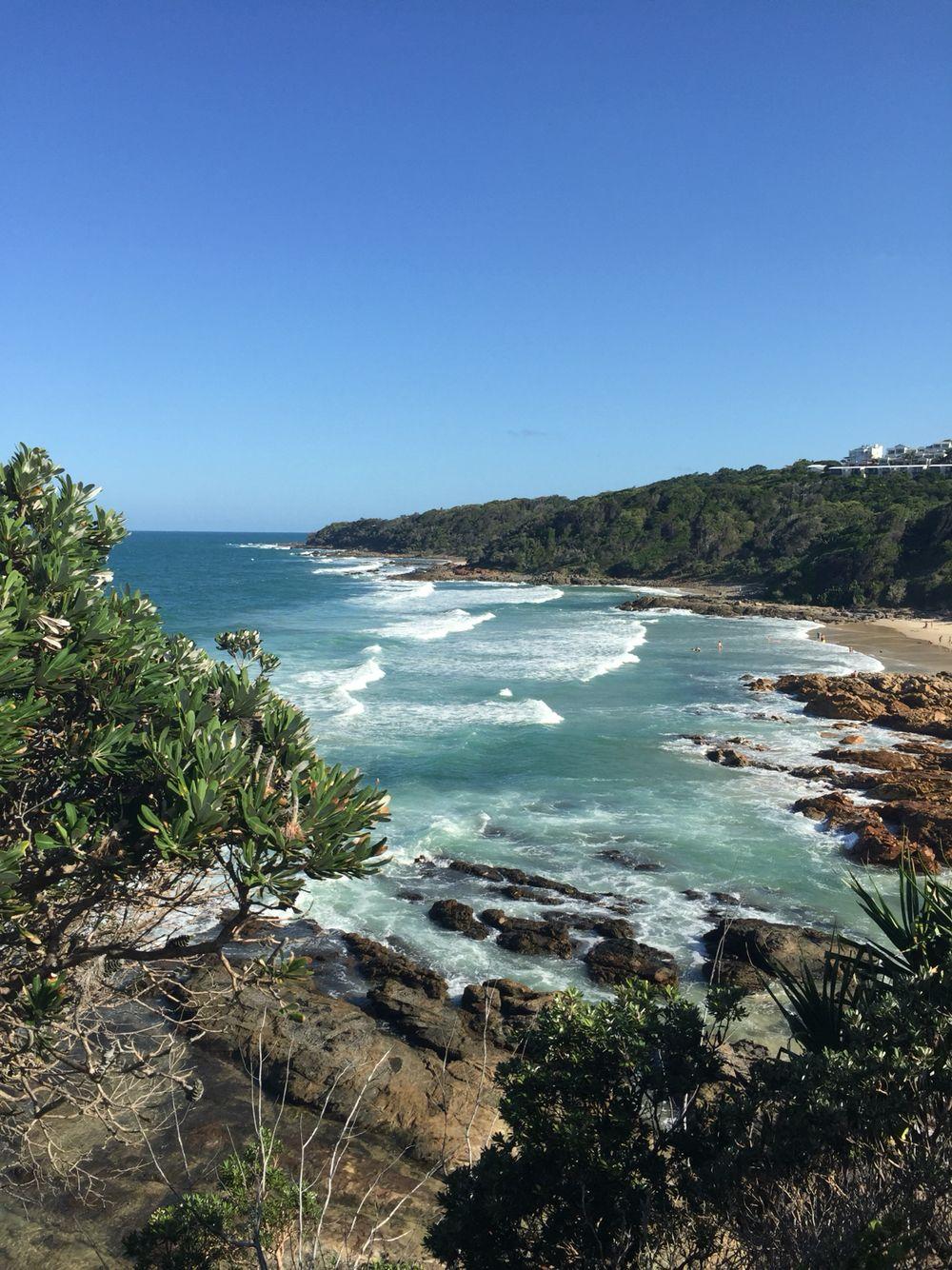 Coolum Beach Park, Coolum Beach, Sunshine Coast