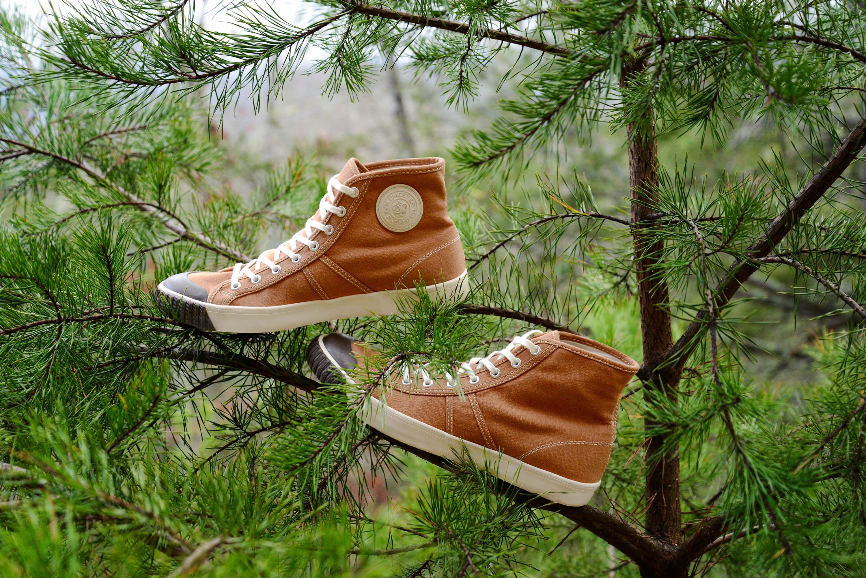 52ec52c0c29a The National Treasure from Colchester Rubber Co. is the First Pair of Basketball  Shoes Ever made and they are a true inspiration. It s like wearing a piece  ...