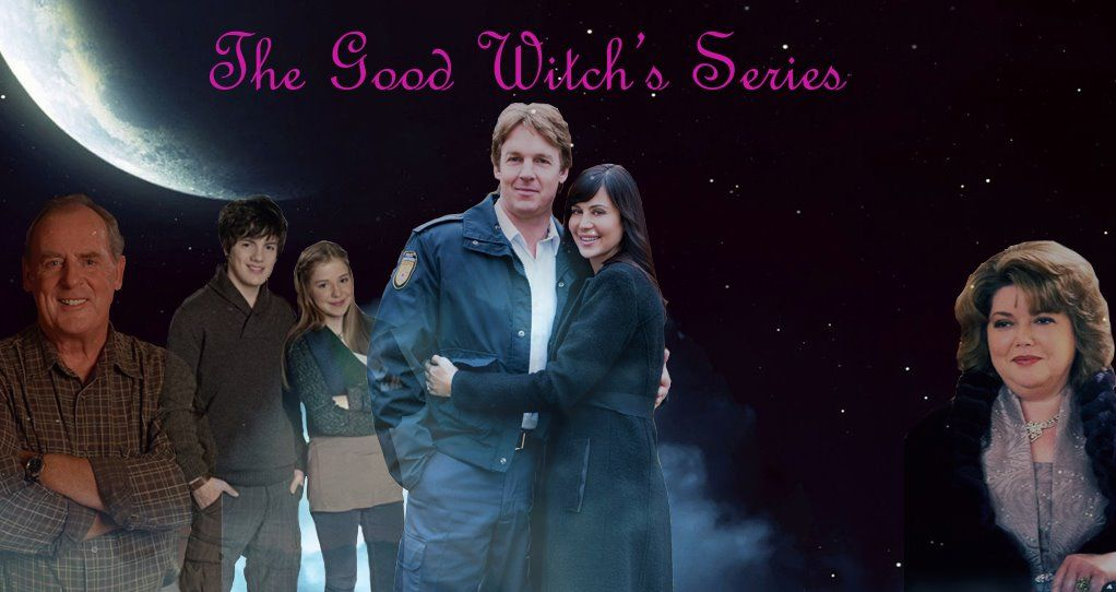 The Good Witch's Series - George, Brandon, Lori, Jake, Cassie and
