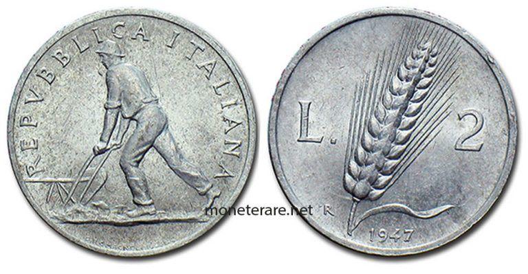 Lire Rare Scopri Il Valore Delle Monete Delle Lire Moneterare