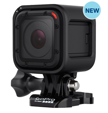 Hero4 Session Packs The Power Of Gopro Into The Smallest Lightest Most Convenient Camera Yet Featuring A Rugged And Wa Gopro Hero Session Action Camera Gopro
