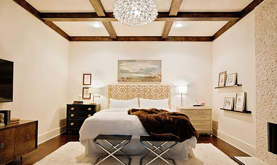 30 Bedrooms That Wow With Mismatched Nightstands Home Decor Bedroom White Room Decor Bedroom Decor