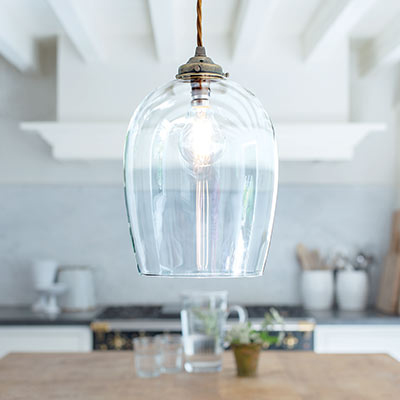 Brass Walcot Glass Pendant Ceiling Pendant Lighting In 2020 Glass Pendant Light Pendant Light Large Glass Pendant