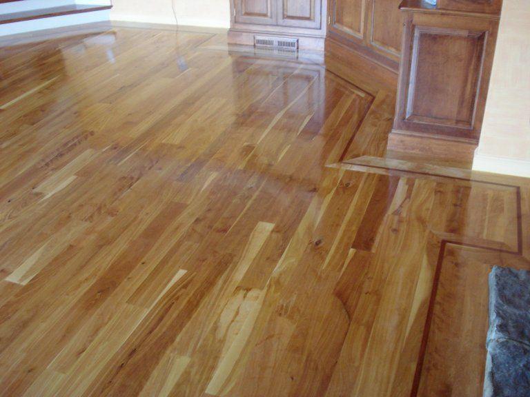 Great Stain Maple Floor   2