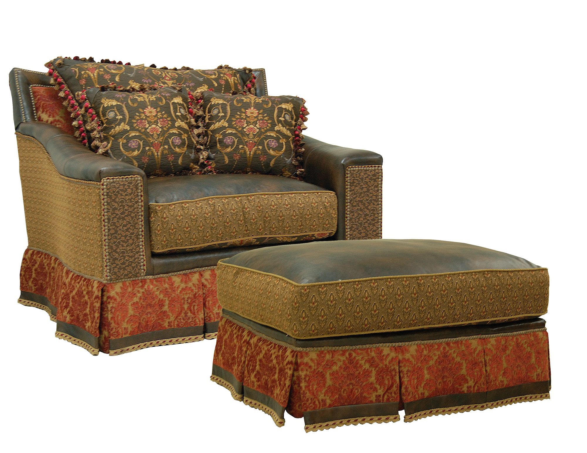 Jeffrey Zimmerman Furniture | Buy Low Price The Jeff Zimmerman Collection  Casjo Chair Plus W Ottoman