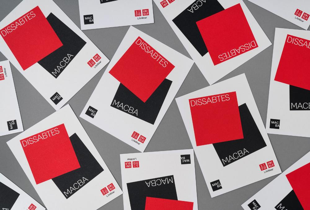 Dissabtes MACBA Visual Journal Graphic design blog