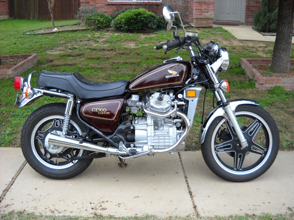 1979 honda cx500 custom