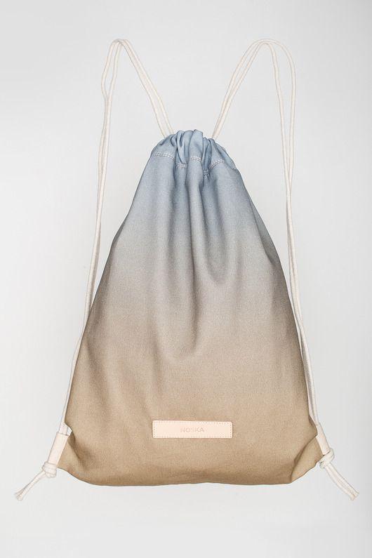 09c864834fa6f Ocean Sand - plecak/worek bawełniany | fashion | Ocean, Torby i Torebki