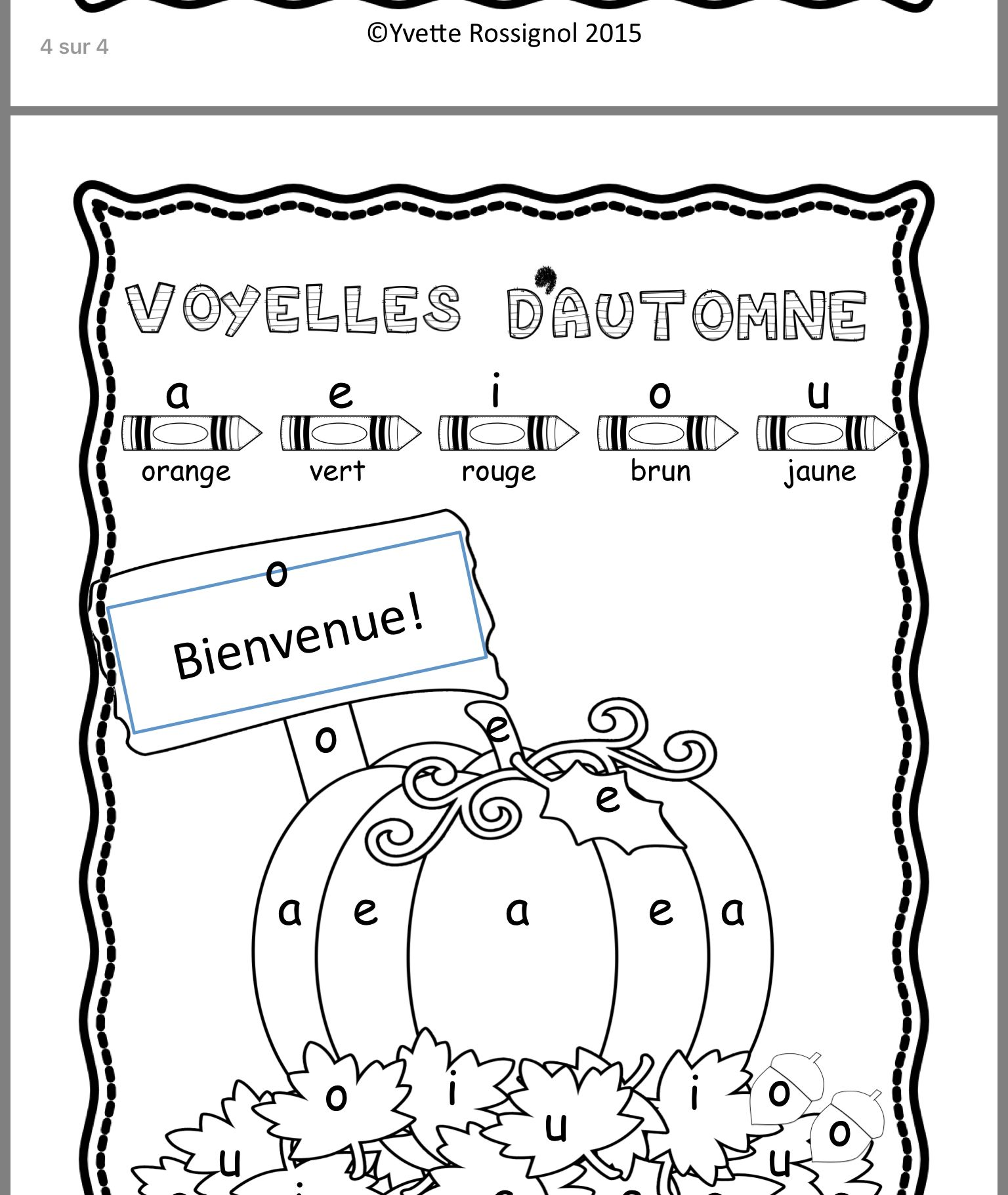 Pin by Delphine Schepers on Français   Kids learning, French class ...