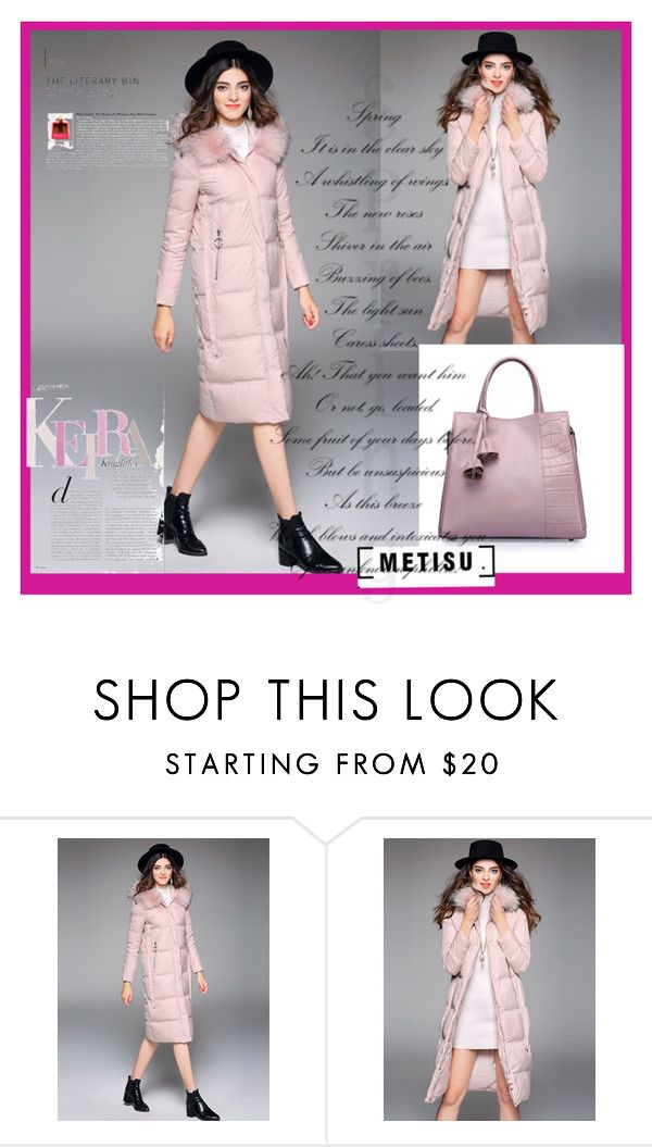 """metisu, @metisu-fashion,"" by senseofstyle1 ❤ liked on Polyvore featuring metisu"