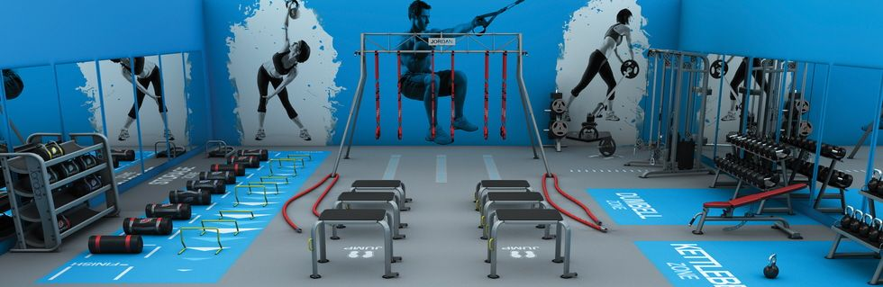 Pin by marlon steele on fitness and facilities pinterest