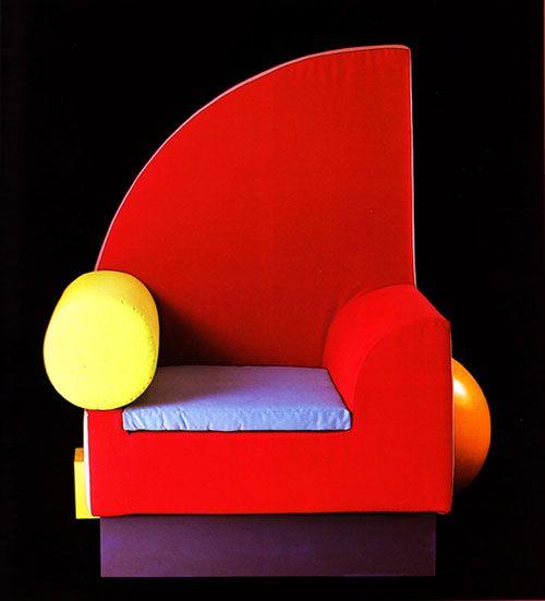 Has Postmodernist Design Eaten Itself Iconic Chairs Memphis Furniture Memphis Design