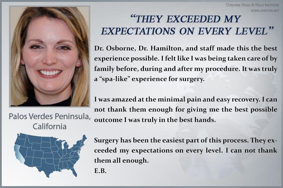 Top Salivary Gland Surgeons Patients Reviews Surgery