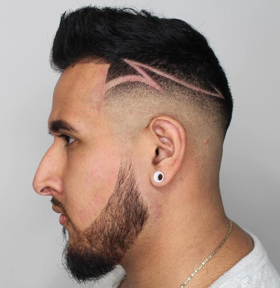 20 types of fade haircuts that are trendy now | fadez in
