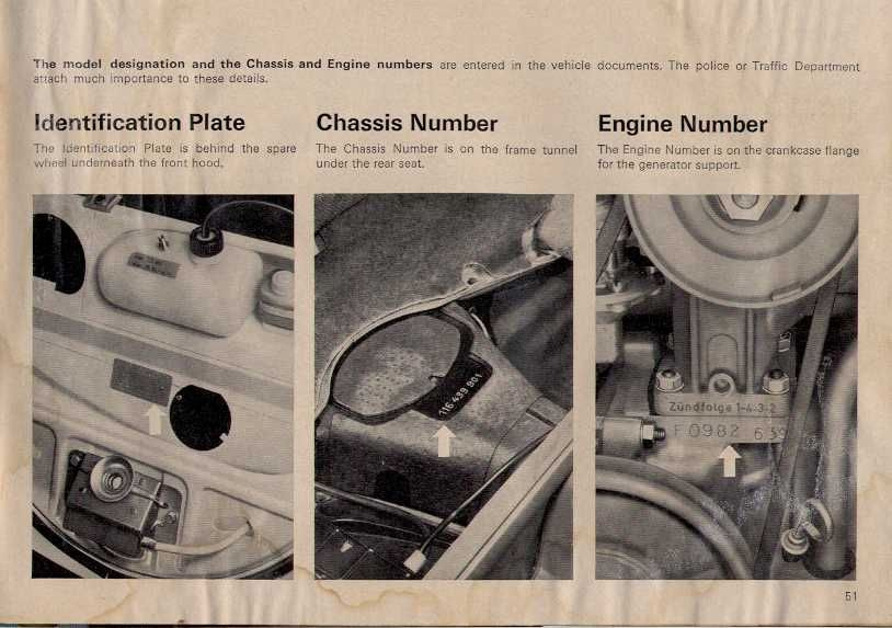 VIN definition and history.A car's vehicle identification number (VIN) is the automotive equivalent of human DNA. With the rise of vehicle mass production numbers in the mid 1950s, American automobile manufacturers began stamping and casting these identifying numbers on cars and their parts to give