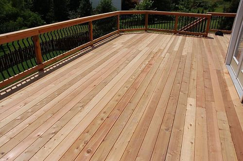 Cedar Deck Decking Gtown Lumber And Supply
