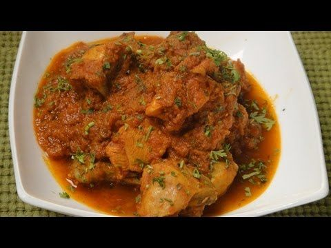 Quick and Easy Chicken Curry - YouTube