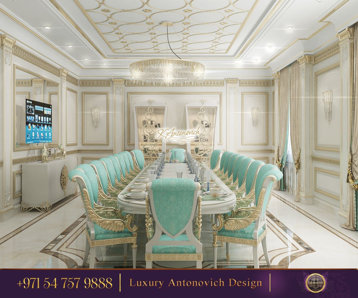 Luxury Antonovich Design Kitchen: Everything You See Can Be Bought In Interior Design Studio