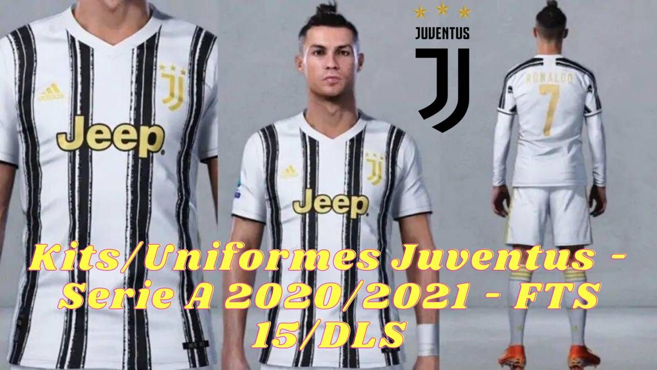 Seria A Juventus Football Club Kits 2020 2021 Season Which Comes Under The Auspices Of The American Company Adida Juventus Football Club Liverpool Real Madrid