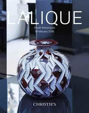 Lalique   Vente aux enchères -Christie