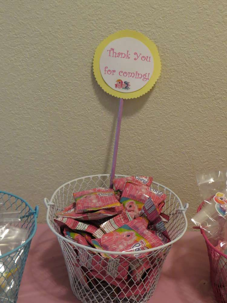 My Little Pony Birthday Party Ideas   Photo 3 of 18   Catch My Party