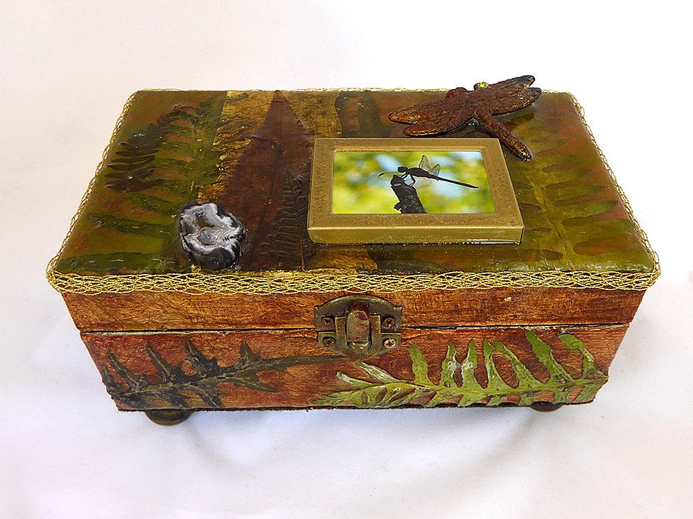 Handmade dragonfly jewelry box keepsake box wings these handmade dragonfly jewelry box keepsake box wings these beautiful themed boxes make a lovely home for jewelry and keepsakes for yourself or as a special solutioingenieria Image collections