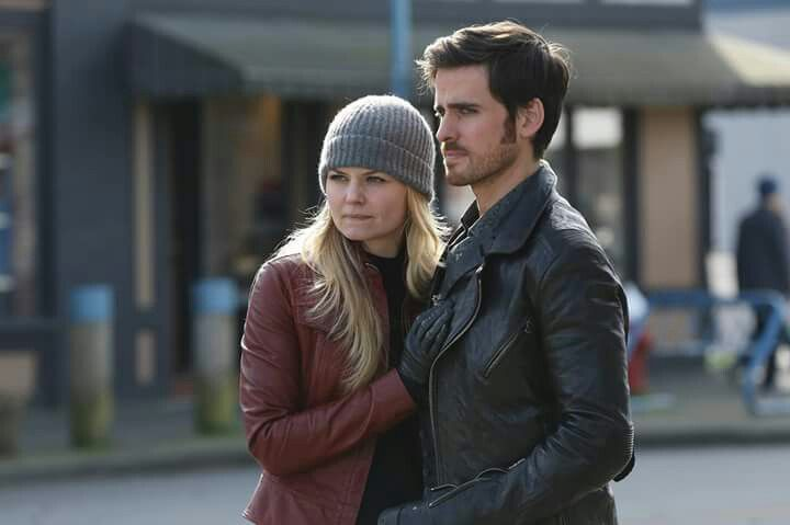 Hook and swan