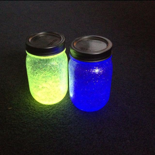 My fairy jars