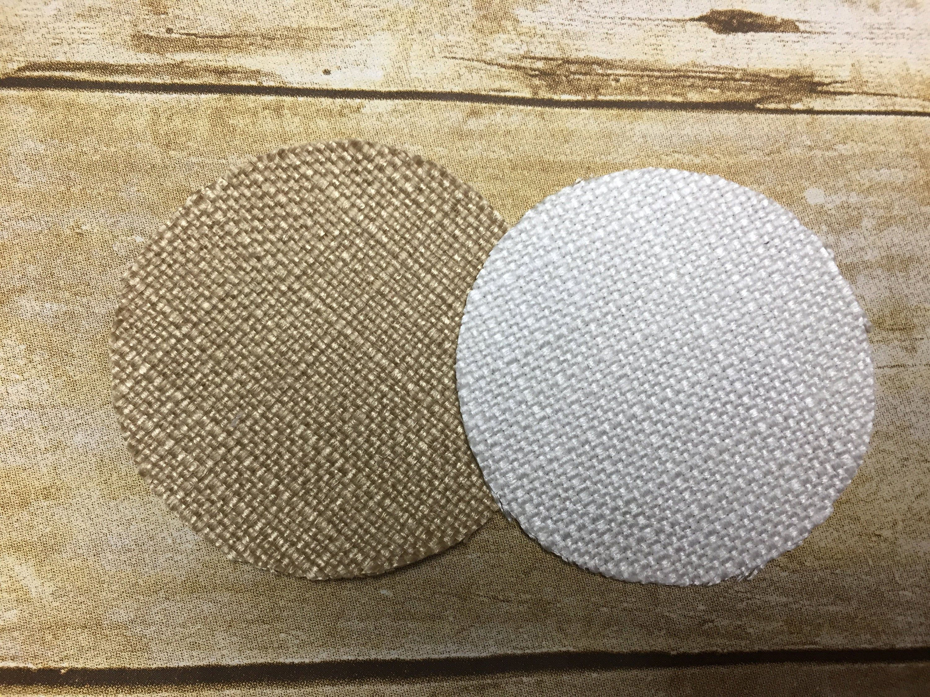 Round Sublimation Hat Patches Polyester Hat Patches 3 Inch Burlap Hat Patch By Theshabbystitchery On Etsy Hat Patches Patches Burlap Fabric