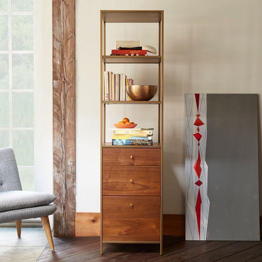 Nook Tower  Cabinet Base  West Elm  Bathroom  Pinterest Beauteous Dining Room Cupboard Inspiration Design