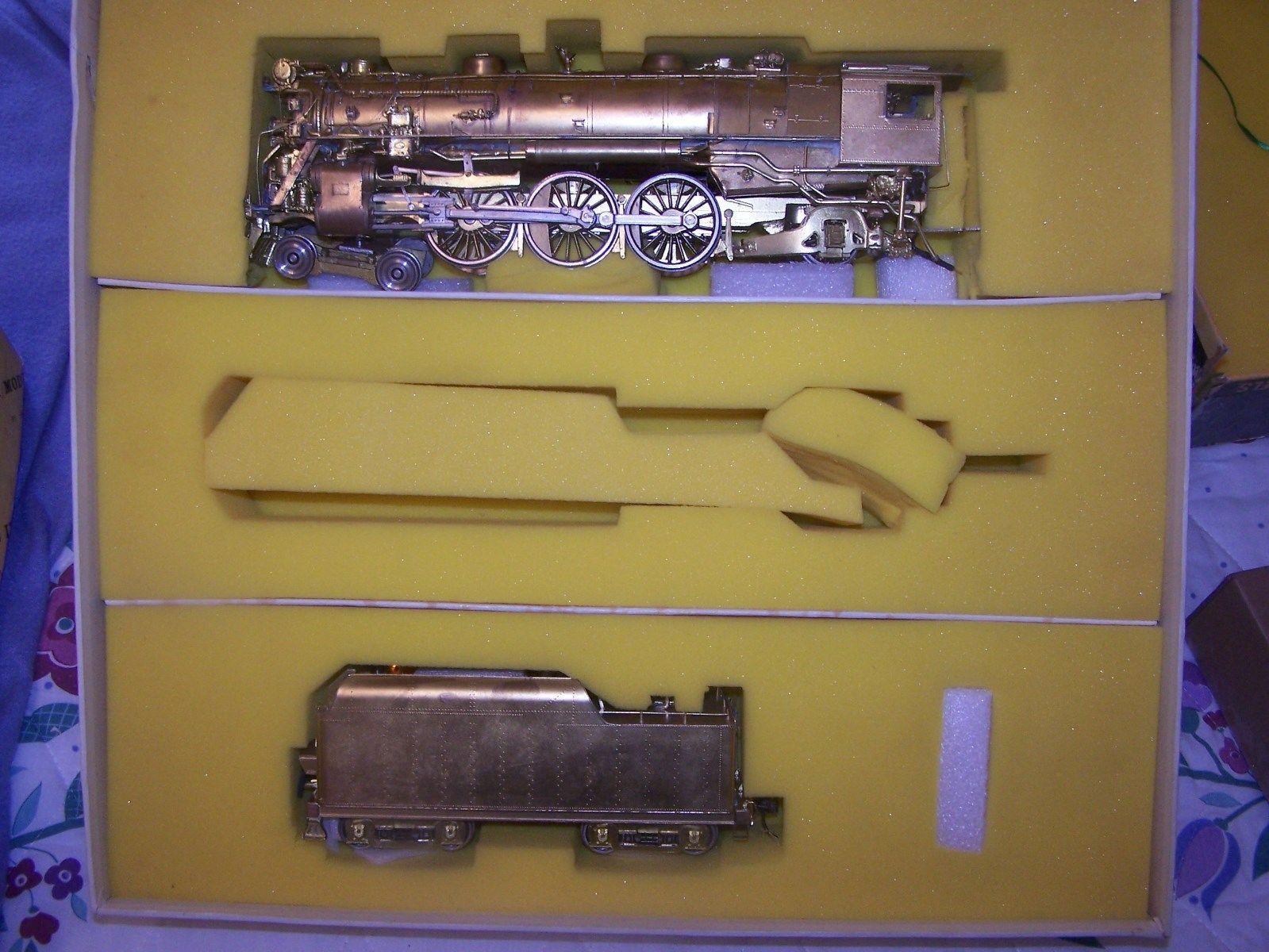 Locomotives sunset models o scale new york central k