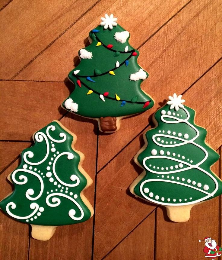 43 Creative and Easy Ideas for Decorating Christmas Cookies  Page 23 of 43