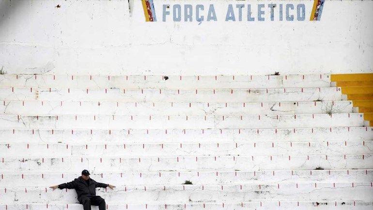 Estádio daTapadinha.  Atlético Clube de Portugal. 74 anos Foto: Luís Manuel Neves in Record.