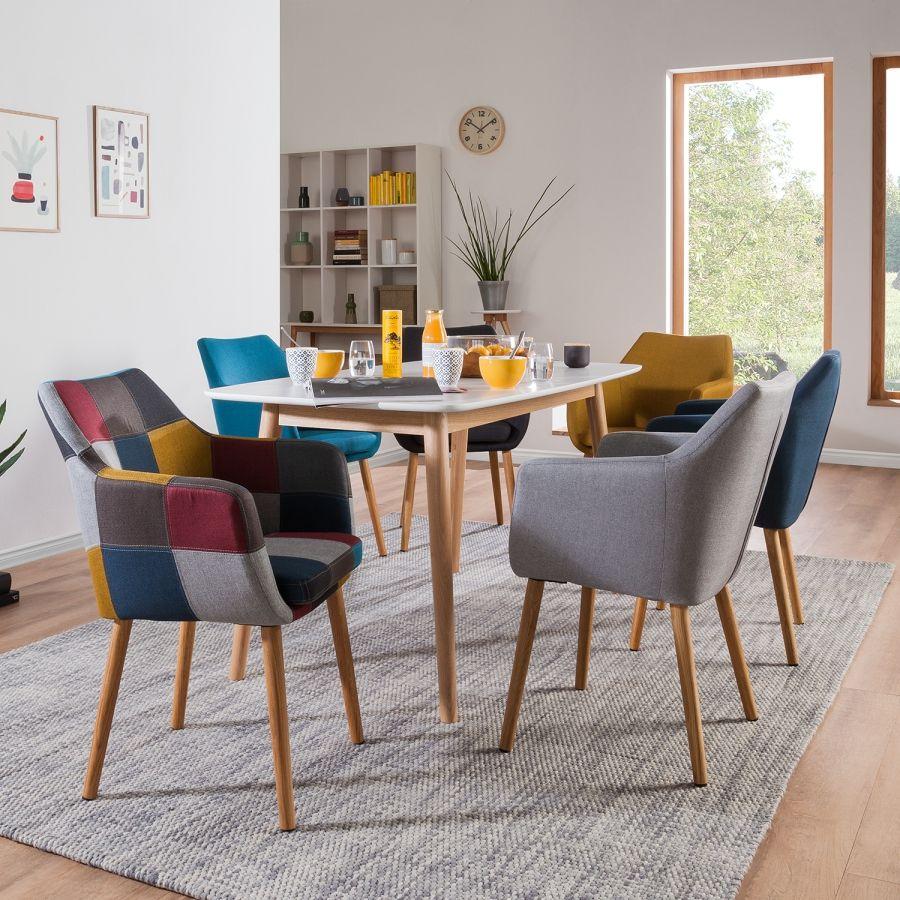 Armlehnenstuhl Nicholas Iii Kaufen Home24 Esszimmerstuhle Haus Deko Mobeldesign