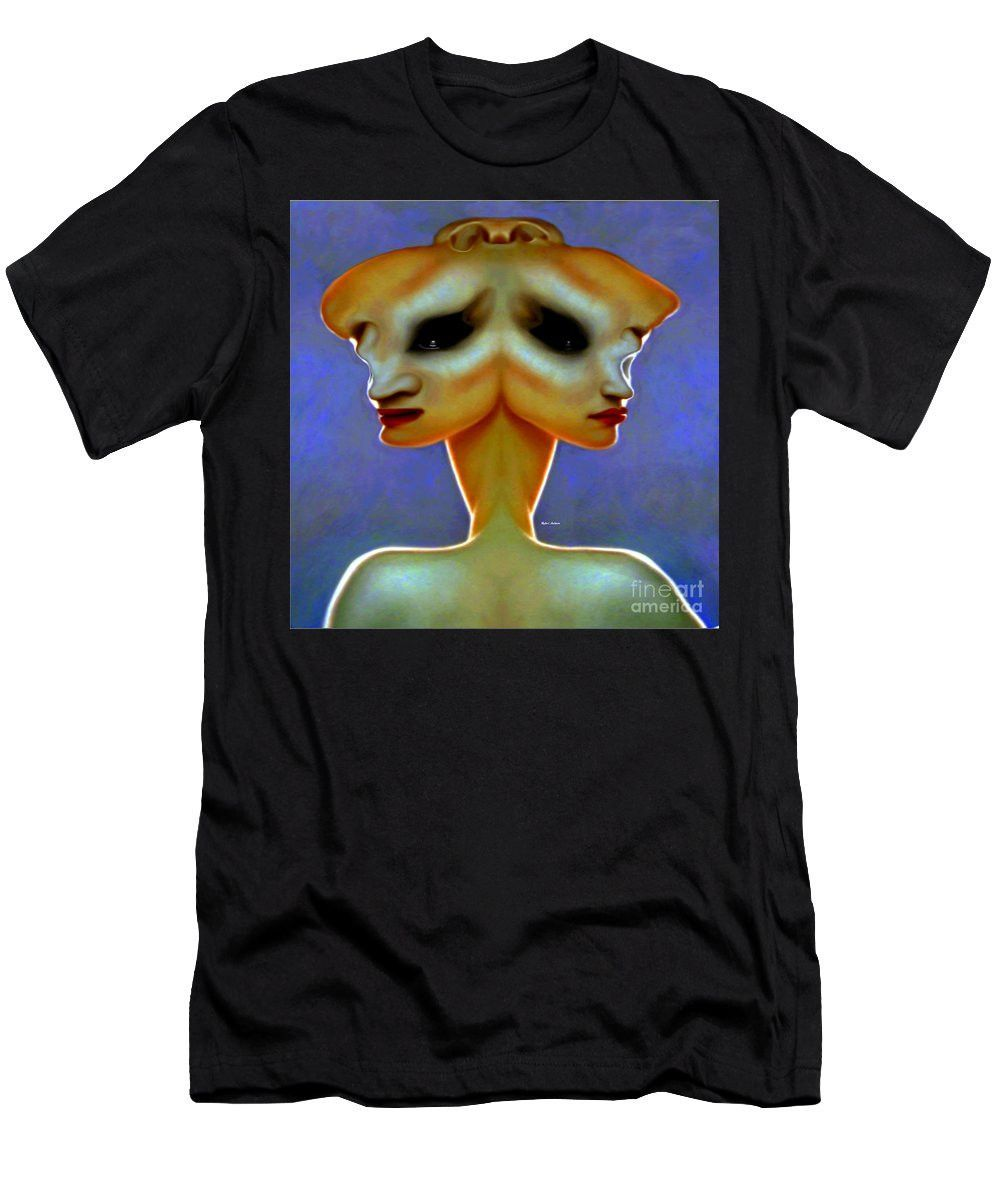 Men's T-Shirt (Slim Fit) - Alien