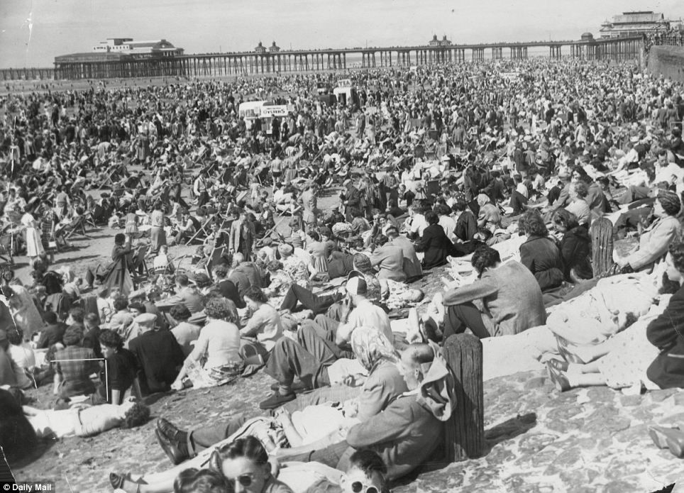 Pictures Show How Blackpool S Once Proud Hotels Sit Boarded Up