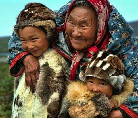 The Yupik are a group of indigenous Turanian peoples of ...