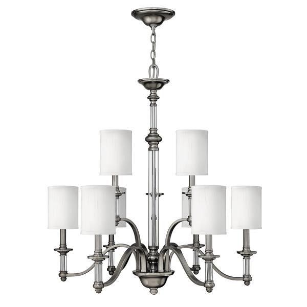 Elstead Lighting Sussex Hk Sussex9 Lampa Wiszaca With Images Kandelabr Lampa Wiszaca Lampy