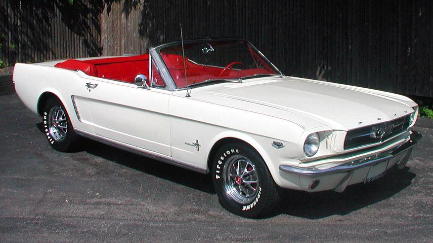 Wimbledon White 1965 Mustang Convertible 1965 Mustang Convertible Mustang Convertible 65 Mustang Convertible