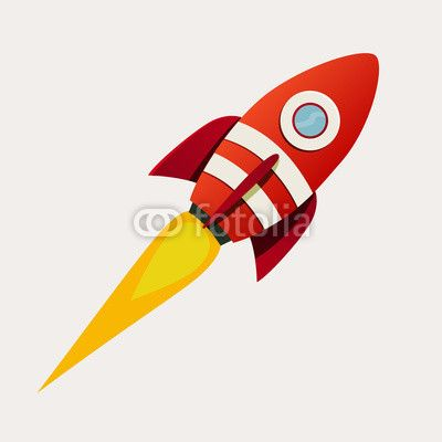 Vecteur : rocket