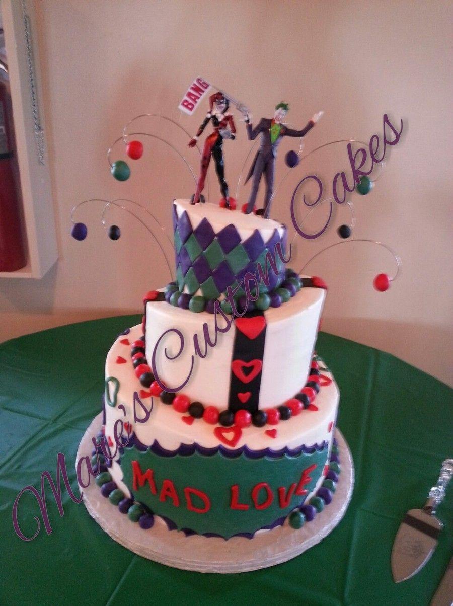Google themes joker - Joker Wedding Cake