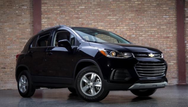 2019 Chevrolet Trax Black Chevrolet Trax Chevrolet Trax