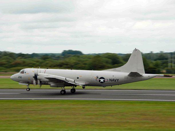 Le quadrimoteur Lockheed P-3 Orion