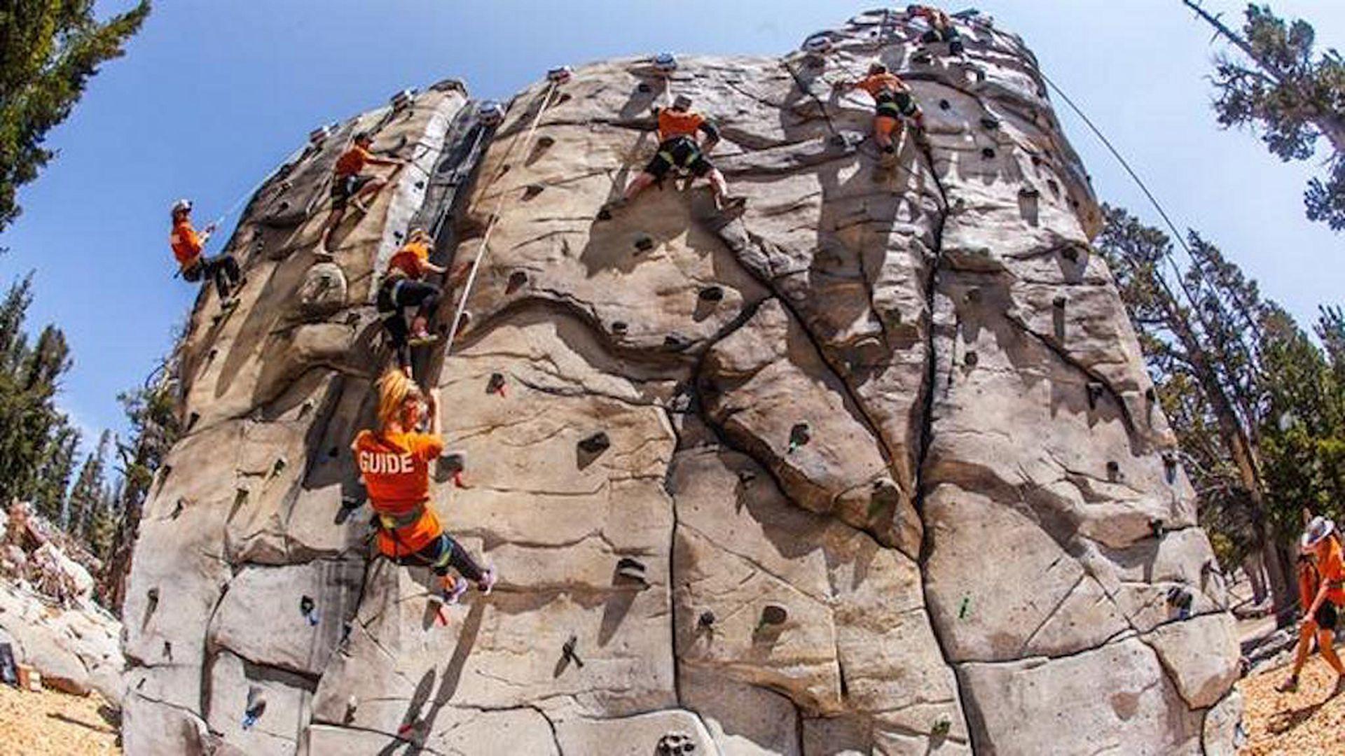 Men's Journal: Health, Adventure, Gear, Style   Climbing wall, Outdoor  climbing, Rock climbing wall