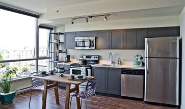 A Single Wall Kitchen May Be The Single Best Choice One Wall Kitchen Kitchen Layout Kitchen Cabinet Design