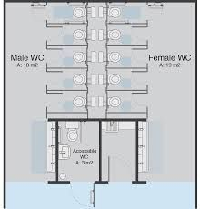 Image Result For School Bathrooms Architecture Dimensions