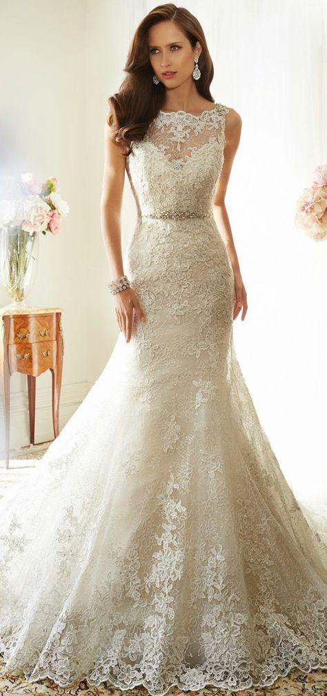 Vestido de novia para primavera 2015 de la diseñadora Austrailiana ...
