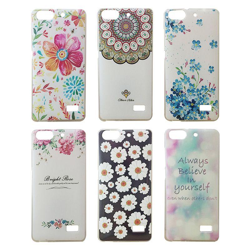 For Huawei honor 4c C8818 CHC-U01 CHM-U01 Case Cover soft Silicone ...
