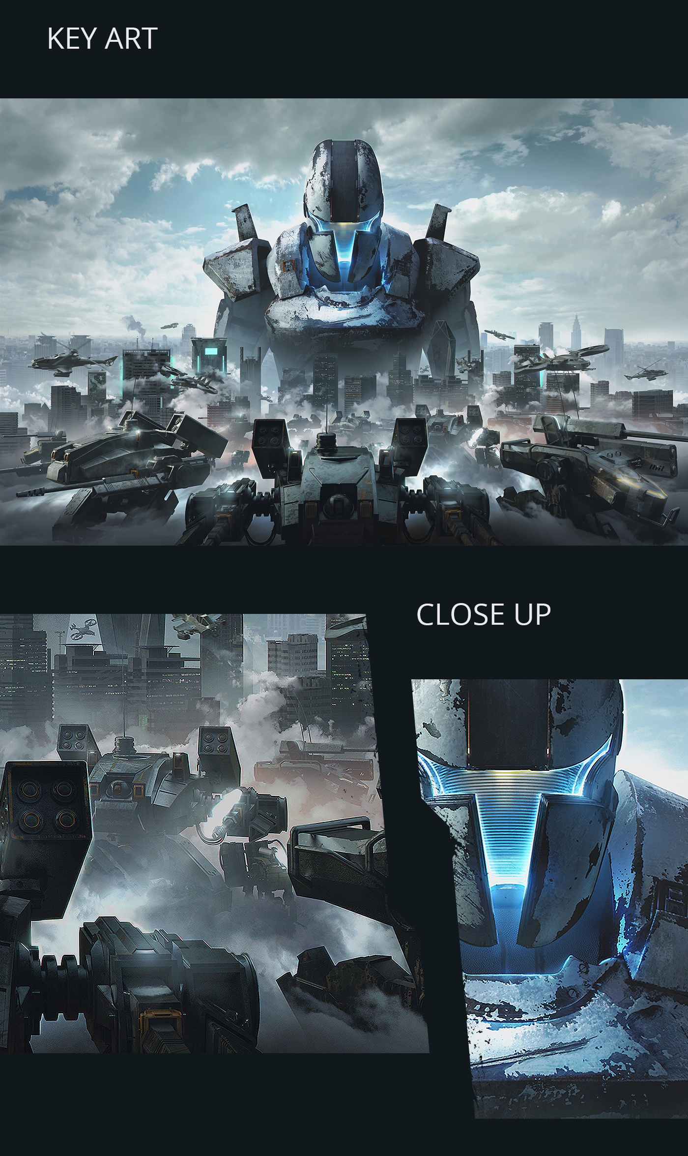 Behance 为您呈现 Wargaming, War, Setting objectives